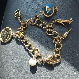 Dolce & Gabanna charm bracelet